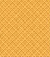 nahtlose Muster-Vektorillustration der Waffel