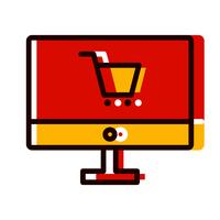 Online-Shopping-Icon-Design