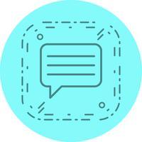 Schreibendes Icon Design vektor