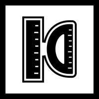 Geometrie-Set-Icon-Design