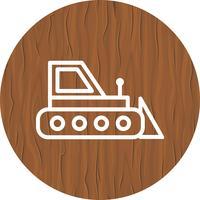 Bulldozer-Icon-Design