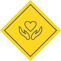 Gesundheitszeichen Icon Design