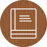 Böcker Icon Design