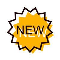 Neues Icon Design vektor