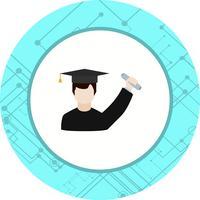 Få Graduate Icon Design
