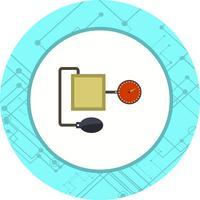 BP-Apparat-Ikonendesign vektor