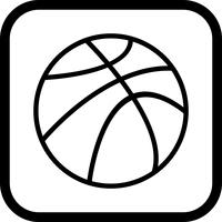 basketboll ikon design