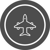 Flygplansikondesign