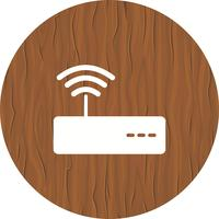 WiFi-Icon-Design vektor