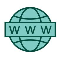 Websuche Icon Design