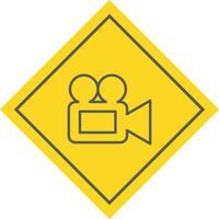 Videokamera-Icon-Design
