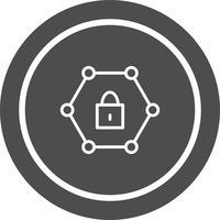 skyddad nätverksikondesign