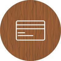 Kreditkarten-Icon-Design