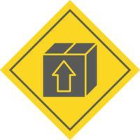 Paket-Icon-Design vektor