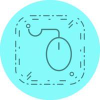Maus Icon Design vektor
