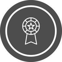 Band-Icon-Design vektor