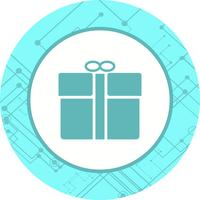 Present Ikon Design vektor