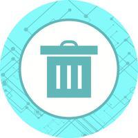 Papierkorb-Icon-Design