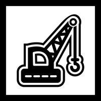 kran ikon design