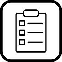 Lista Icon Design