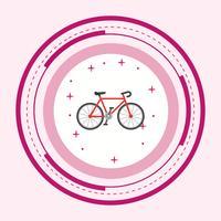 Cykel Icon Design