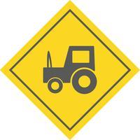 Traktor-Icon-Design