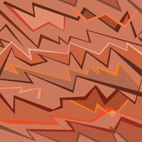 Abstrakte nahtlose Linie Muster. geometrische Linie Hintergrund vektor