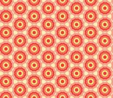 Geometrisk sömlös mönster. Abstrakt prydnad.