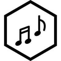 Musik-Icon-Design