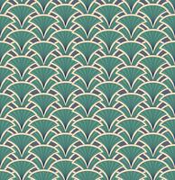 Abstrakt Geometrisk Ornamental Texture. Sömlöst mönster. Blomster blixt prydnad.
