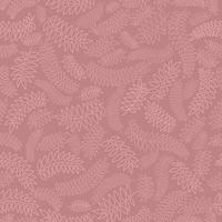 Blommigt sömlöst mönster. Blad bakgrund. Blomstra prydnad med löv