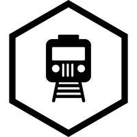 tåg ikon design