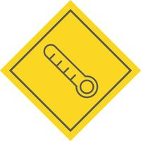 Termometer Icon Design