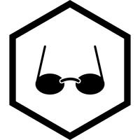 Brille Icon Design