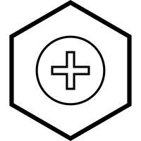medicinsk teckensymbol design