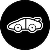 Sportbil Icon Design