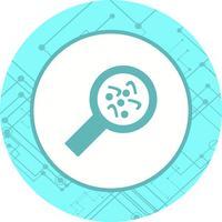 Bakterien Icon Design