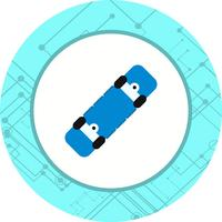 Skate Board Icon Design