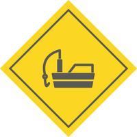 Fiskebåt Icon Design
