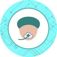 Anästhesie-Icon-Design