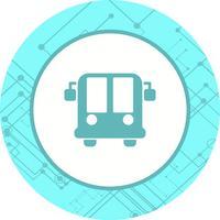 Flughafenbus-Icon-Design