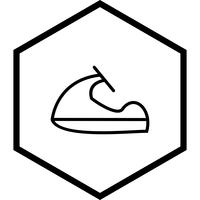 jet ski ikon design