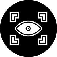 Scan-Icon-Design vektor