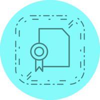 Diplom Icon Design