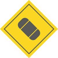 Radiergummi-Icon-Design