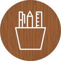 brevpapper ikon design
