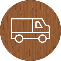 Van Icon Design