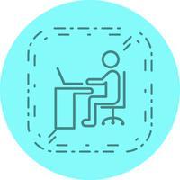 Använda bärbar ikondesign