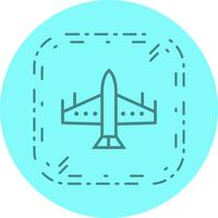 Kampfjet Icon Design