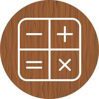 Rechner-Icon-Design